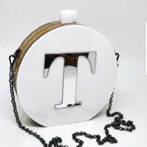 Bag Joia Branca Lisa