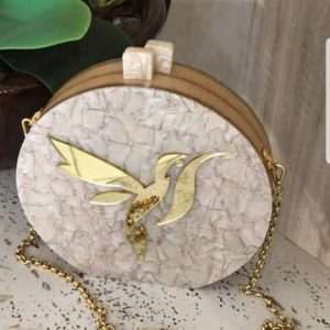Animal Bag Colibri Golden