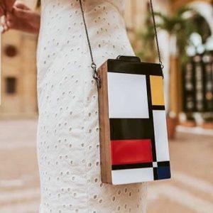 Queen Bag Mondrian