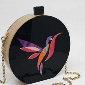 Circle Bag Colibri Black