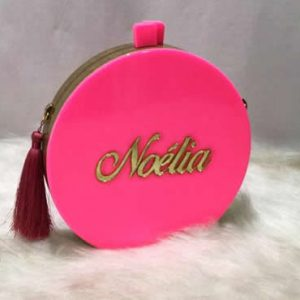 Bag Joia Pink Neon