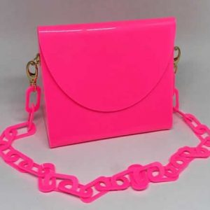 Isis Bag Pink Neon