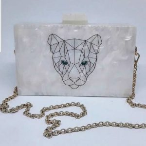Hit Bag Pantera White