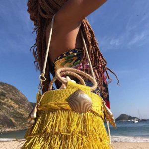 Bag Capri Amarela