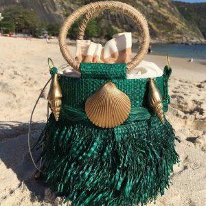 Bag Capri verde